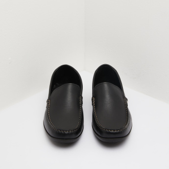 IMAC Stitch Detail Loafers