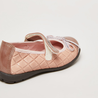Pablosky Quilted Mary Jane Shoes