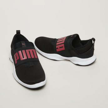 PUMA Printed Slip-On Sneakers
