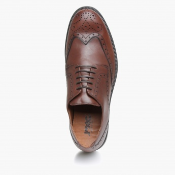 Imac Brogue Lace-Up Shoes
