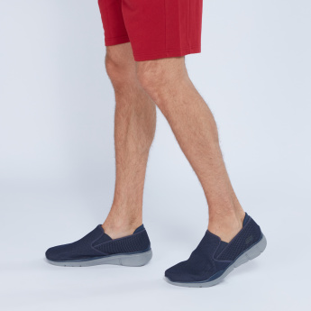 Skechers Slip-On Shoes with Gussets