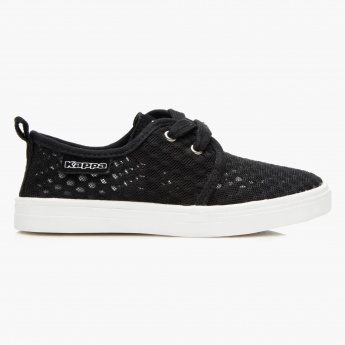 Kappa Textured Sneakers