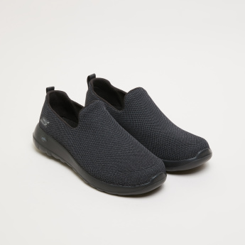 Skechers Men's Textured Slip On Shoes