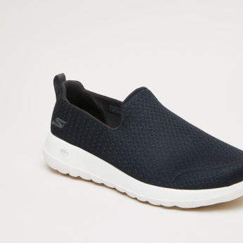 Skechers Walking Slip-On Shoes