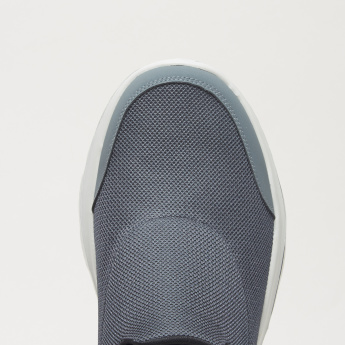 Skechers Knitted Slip-On Walking Shoes