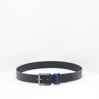 Lee Cooper Dual Tone Belt with Pin Buckle