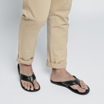 Slip-On Thong Sandals