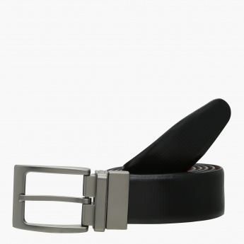 Duchini Belt with Buckle Closure