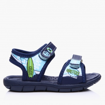 Klin Hook and Loop Closure Sandals