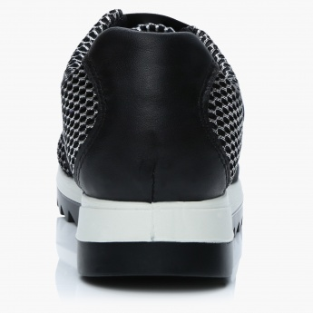 IMAC Textured Slip-On Shoes