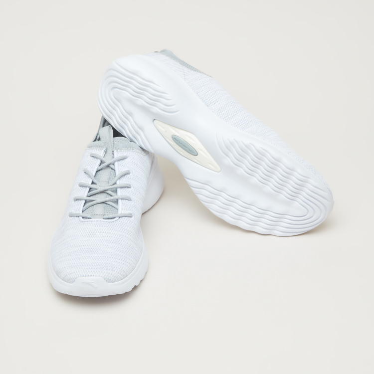 ANTA Men's Mesh Shoes with Collar