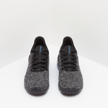 Anta Sneakers with Lace-Up Closure