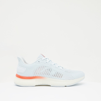 ANTA Flashfoam Women's Textured Lace-Up Running Shoes