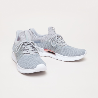 ANTA Women's Running Shoes with Lace Up