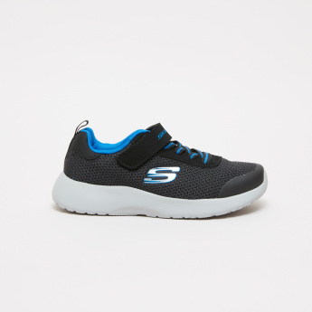 Skechers Sneakers Shoes with Hook and Loop Closure