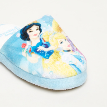 Princess Printed Bedroom Slides