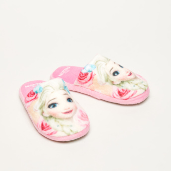 Frozen Printed Bedroom Slides