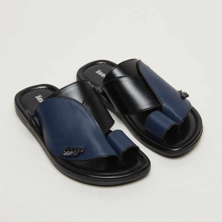 Barefeet Arabic Sandals with Toe Strap