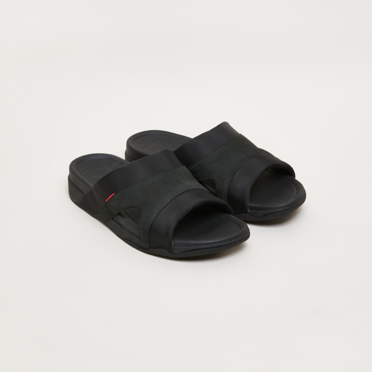 FitFlop Stitch Detail Slides