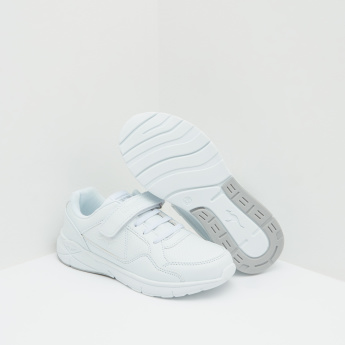 KangaROOS Sneakers with Hook and Loop Closure