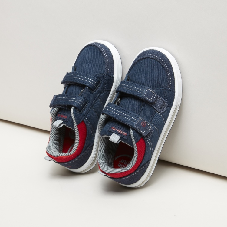 Stride Rite Stitch Detail Sneakers with Straps