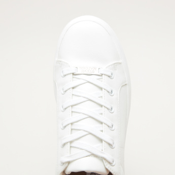 STEVE MADDEN Lace-Up Sneakers