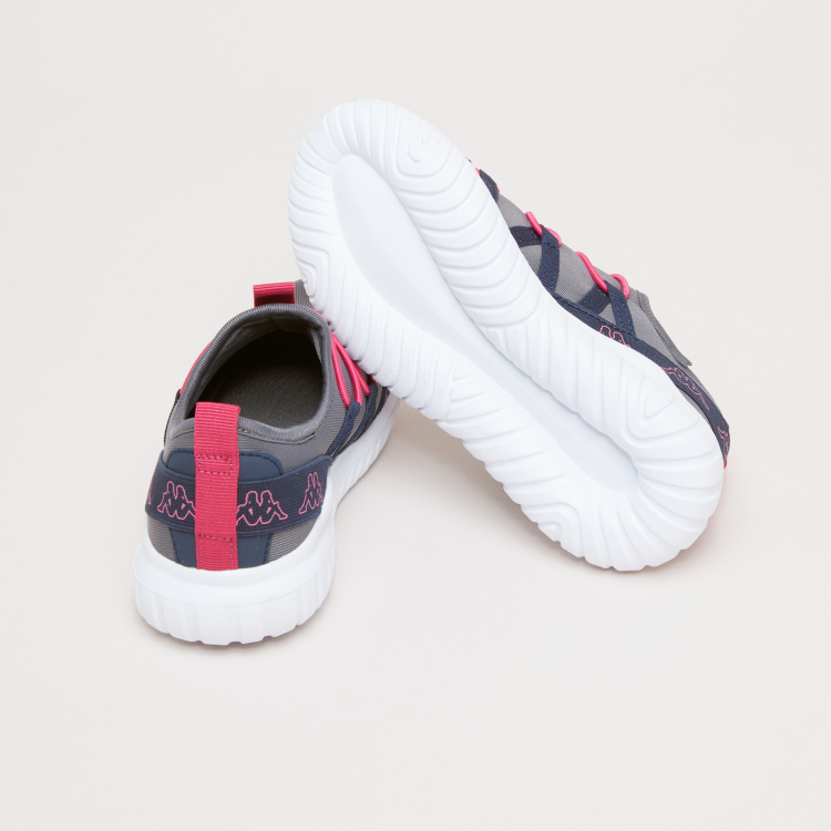 Kappa Lace-Up Sneakers