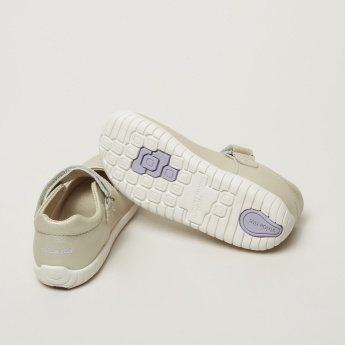 Stride Rite Mary Jane Shoes with Hook and Loop Closure