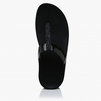 FitFlop Embellished Thong Slippers