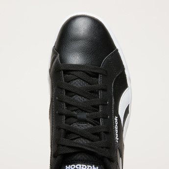 Reebok Applique Detail Lace-Up Sneakers