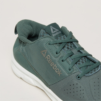 Reebok Running Shoes with Perforated Vamp