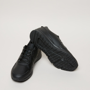 Reebok Running Shoes with Perforated Detail