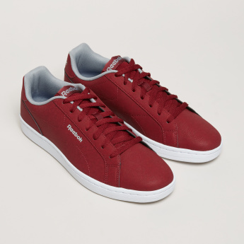Reebok Lace-Up Sports Shoes with Stitch Detail