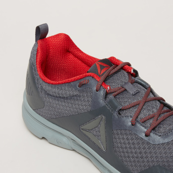 Reebok Textured Running Shoes