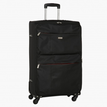 Duchini Solid Colour Trolley Bag - 28 inches