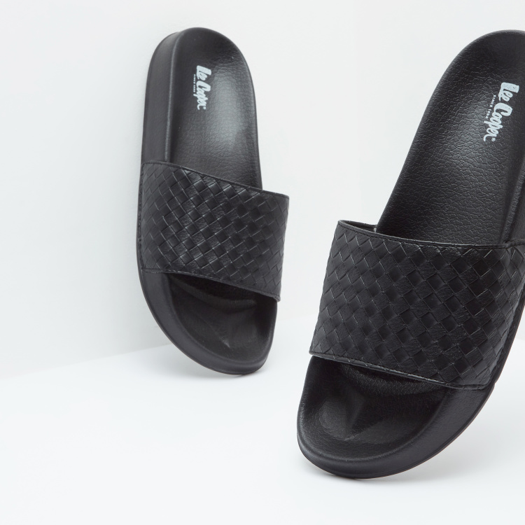 Textured Slip-On Slides