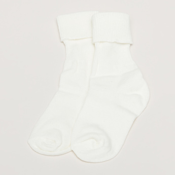 Juniors Assorted Ankle Length Socks - Set of 2