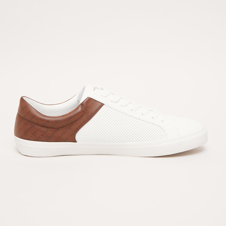 Lee Cooper Sneakers with Perforated Quarter