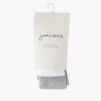 Juniors Tights - Set of 2