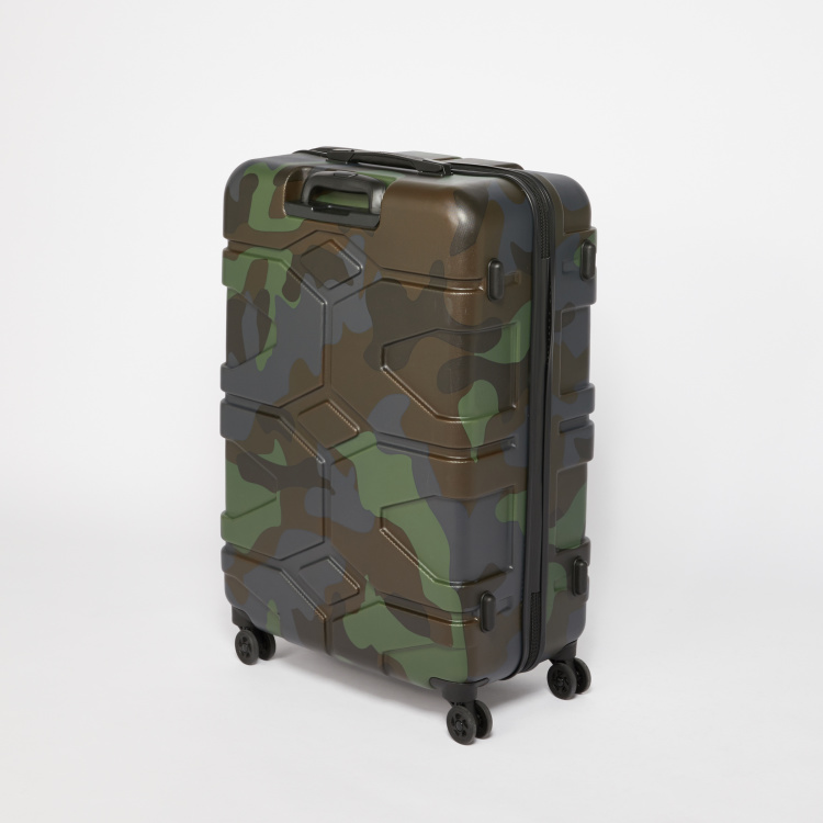SWISSBRAND Printed Travelling Bag