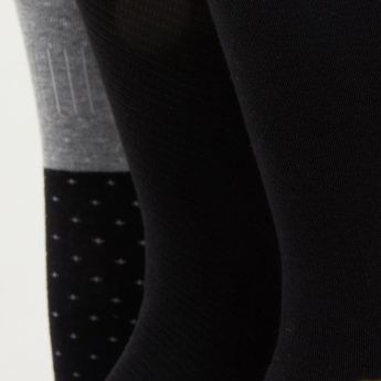 Duchini Socks with Ribbed Cuffs - Set of 3