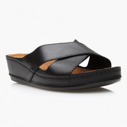 Cozy Slip-on Sandals