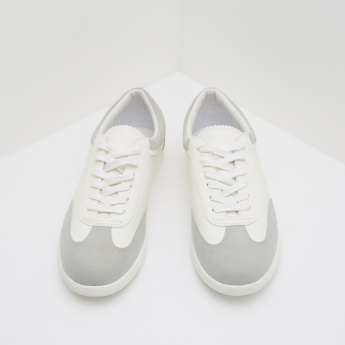 Lee Cooper Sneakers with Lace-Up Closure