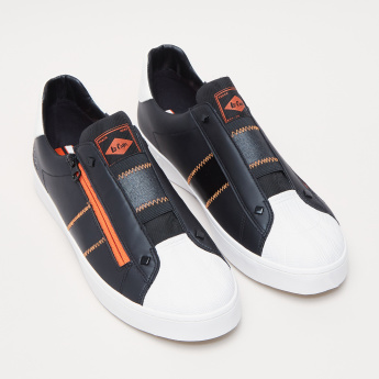 Lee Cooper Walking Shoes with Zip Closure