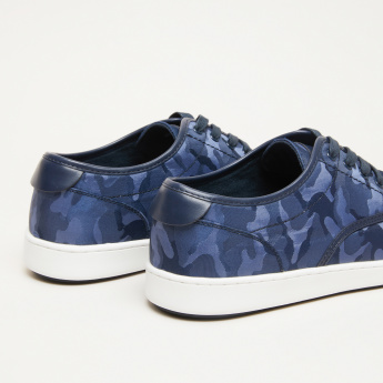 STEVE MADDEN Camouflage Sneakers
