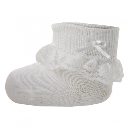 Juniors Frill Socks - Pack of 2