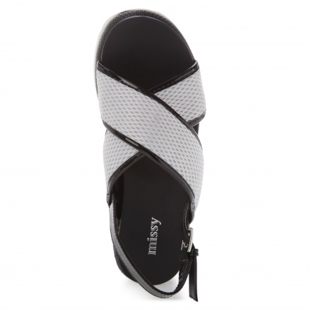 Missy Sporty Wedge Sandals