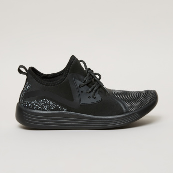 Kappa Lace-Up Walking Shoes