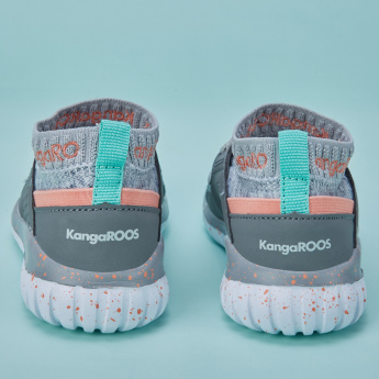 KangaROOS Slip-On Running Shoes