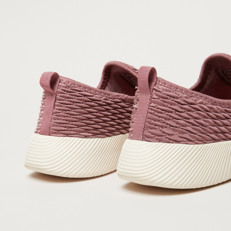 Textured Walking Shoes